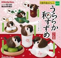 epoch duck park Gashapon 5set mascot capsule toys Figures Complete set