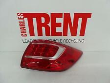 2012 KIA SPORTAGE O/S Drivers Right Rear Outer LED Taillight Tail Light