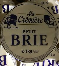 French brie 1kg cheese