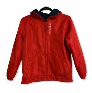 GAP KIDS Youth Boy Fleece Hooded Jacket Active Coat Size XL (12) NWT