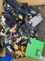 LOT OF Mixed  PIECES BUILDING BLOCKS 15 Lbs Lego Mega Blocks Etc