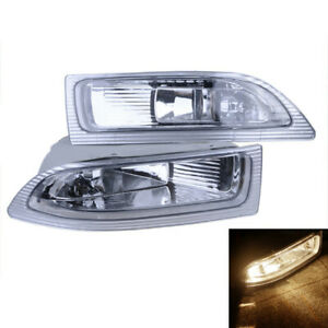 For TOYOTA SIENNA 2004 2005 Car Left & Right Side Front Fog Light Driving Lamp