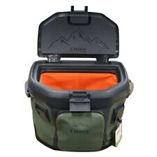 INCOMPLETE OtterBox Trooper Cooler 20 Quart Travel Cooler - Alpine Ascent Green
