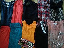 NICE RIVER ISLAND LIPSY NEXT  29x BUNDLE LADIES WOMENS CLOTHES SIZE 8 (3.7)