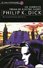 Do Androids Dream Of Electric Sheep? (S.F. MASTE... by Dick, Philip K. Paperback