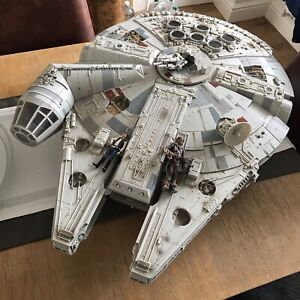 Star Wars Legacy Millennium Falcon Vehicle Toy with Box