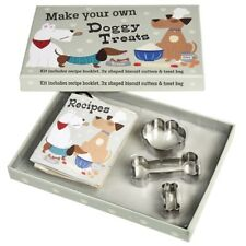 Make Your Own Doggy Treats - Kit, Dog, Puppy, Biscuits, Recipes, Food, Treat Bag