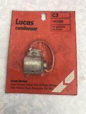 Lucas Triumph Vauxhall C3 Condenser