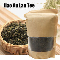 100g Premium Organic Chinese Green Tea Jiaogulan Herbal Gynostemma Pentaphyllum