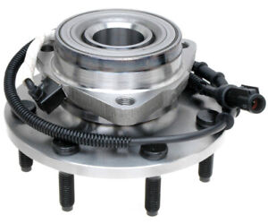 Wheel Bearing and Hub Assembly-R-Line Front Raybestos 715030