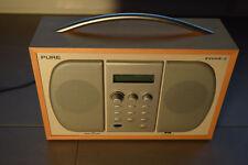 Pure Digital Evoke-2 Portable DAB digital radio AMFM up to 10 hours battery life