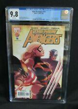 New Avengers #17 2006 Marvel Comics  McNiven Carol Danvers Cover CGC 9.8 R415