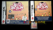 BIG BRAIN ACADEMY DS Versione Italiana ••••• COMPLETO