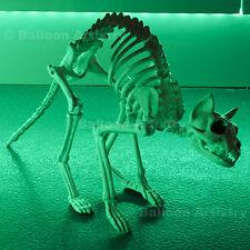 17 Inch Creepy Cat Poseable Bones Life Size Skeleton Halloween Prop Decoration