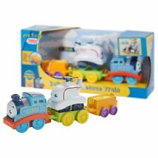 New Thomas & Friends Roll & Spin Rescue Train & Helicopter Playset Official