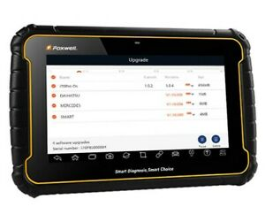 FOXWELL i70 Android Tablet Diagnostic Scan Tool All System Diagnosis 22 Services