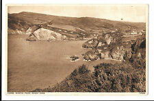 Combe Martin From Sandy Cove, Photocrom Posted