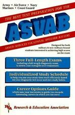 The Best Test Preparation for the Asvab, Armed Services Vocational Aptitude Batt