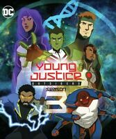 Young Justice Outsiders: Complete Third Season - 4 DISC S (REGION A Blu-ray New)
