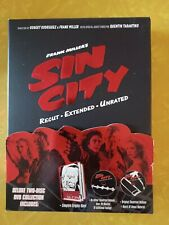 Sin City (Dvd, 2005, Special Edition - Recut And Extended) Used, Free Shipping