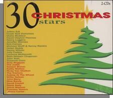 30 Christmas Stars - 2005 Double CD! Big Name Stars! Jethro Tull to Suzy Bogguss