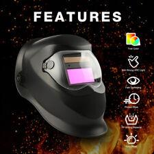 True Color Auto Darkening Welding Helmet Welder Mask For Arc Tig Mig Grind Us