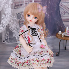 1/4 BJD Doll SD Doll Rosenlied Holiday Shasha-Free Face Make UP+Free Eyes