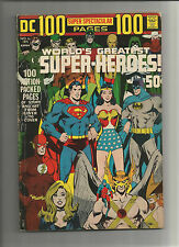 Dc 100 Page Super Spectacular #6 Bronze Age Dc find! Grade 6.0!