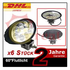 6X24W LED Arbeitsscheinwerfer Motorrad Jeep Quad UTV Werklamp LED Work Light Bar