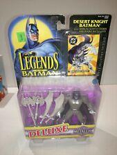 1995 KENNER DESERT KNIGHT BATMAN LEGENDS OF BATMAN NEW