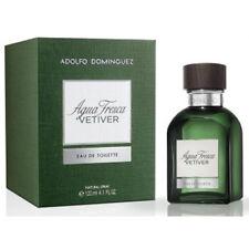 AGUA FRESCA VETIVER de ADOLFO DOMINGUEZ - Colonia / Perfume 120 mL  Hombre / Man