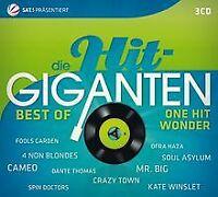 Die Hit Giganten-Best of One Hit Wonder von Various | CD | Zustand gut
