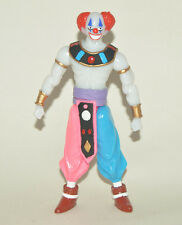 RARE TOY MEXICAN FIGURE BOOTLEG DRAGON BALL SUPER GOD CLOWNS WITH LIGHT 9IN .
