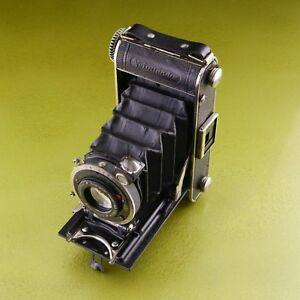 early + scarce Voigtlander BESSA 6x9 1931, HELIAR 4.5 / 10.5 Voigtländer 105 ☆☆☆