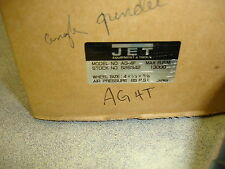 """Jet Professional Air Ag-4F Heavy Duty Air Industrial 4"""" Grinder Jet 526342"""