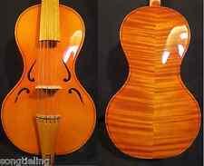 "Baroque style SONG Maestro 6 string 15"" viola da gamba powerful sound #9601"