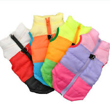 Hot Clothing for Dog Cat Clothes Coat Jacket Puppy Pet Dog Costume Vest Apparel