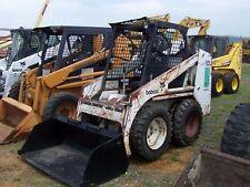 Bobcat 630, 631 & 632 Skid Steer Workshop Manuale