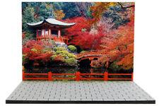 Diorama Paysage japonais | Japanese landsacape - 1/43ème - #43-2-B-B-034