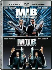 Men in Black / Men in Black Ii (Dvd) Tommy Lee Jones Will Smith Factory Sealed