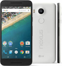 "LG Nexus 5X H790 16GB (White) 4G LTE 5.2"" 12MP Android (Unlocked) Smartphone FRB"