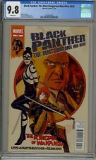 BLACK PANTHER: MOST DANGEROUS MAN ALIVE #525 - CGC 9.8 - 2039460001