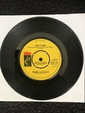"""Booker T & The MG's - Time Is Tight / Hang Em High Vinyl 7"""" STAX 119 (1969)"""
