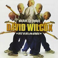 David K. Wilcox - Rockin' The Boogie: The Best Of Blues And Boogie [CD]