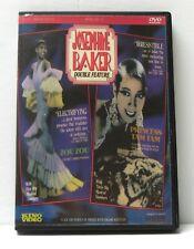 JOSEPHINE BAKER Double Feature Musical DVD Set ZOU ZOU PRINCESS TAM TAM VG Cond.