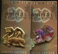 WDW Animal Kingdom 20th Anniversary Passholder Exclusive LE Disney Pin 127917
