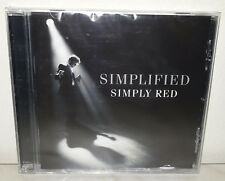 CD SIMPLY RED - SIMPLIFIED - NUOVO NEW