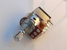 A250K COMMUTATO corto push pull Potenziometro per chitarra colore/VOLUME 250K