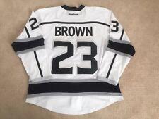 Dustin Brown Los Angeles Kings LA Kings Reebok Edge Authentic 1.0 Jersey NHL