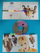 CD Singolo SHOWGIRLS Imposter POPPYCD 2 UK 1996 CARDSLEEVE(S23)